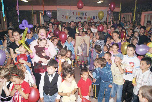 Ziua Copilului la Parohia Pechea IV, jud. Galaţi