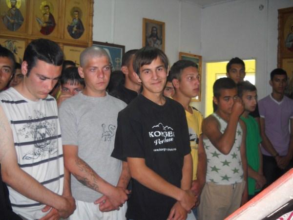 Duminica Părinţilor şi Copiilor la Penitenciarul de Minori - Tichileşti