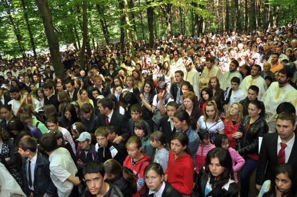 Festivalul tinerilor de la Buciumeni