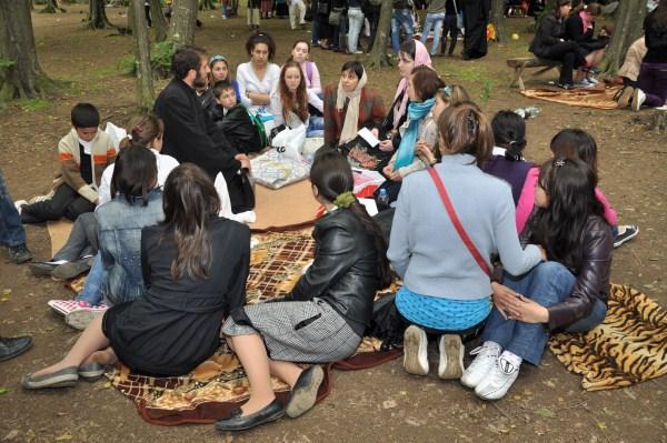 Discuţii duhovniceşti cu tinerii