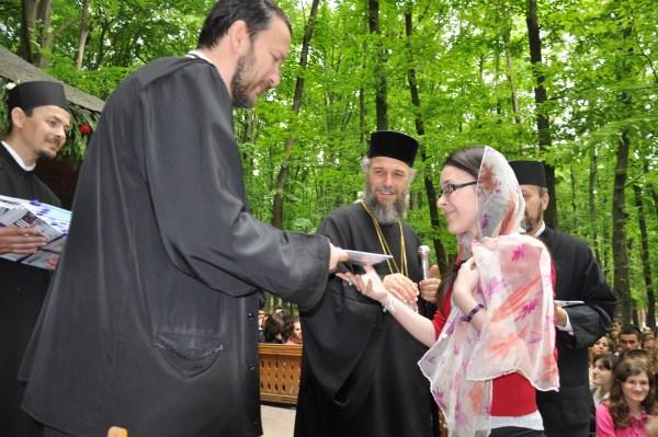 Premierea participanţilor la Olimpiada de religie