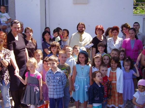 """Duminica Părinţilor şi Copiilor la Grădiniţa ,,Familia"""" din Brăila"""