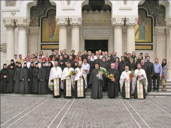 Promoţiile 2010 ale Departamentului Teologic din Galaţi