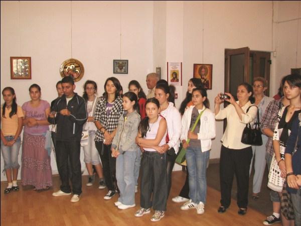 Participanţii la concurs