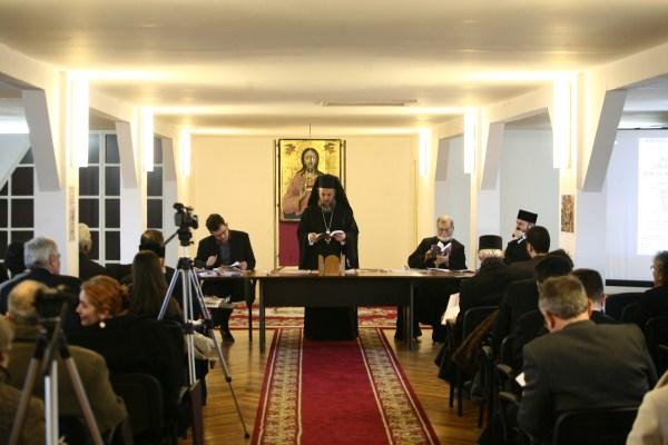 Cuvânt al Înaltpreasfinţitului Părinte Arhiepiscop Casian la începutul simpozionului