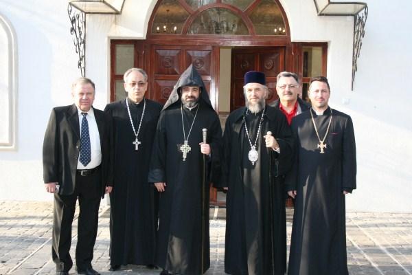 """Vizitarea Centrului Pastoral ,,Sf. Cuvios Ioan Casian"""" din incinta Centrului Eparhial Galaţi"""