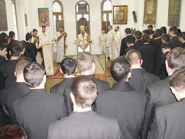 2 februarie a.c.: Sfânta Liturghie de hram la capela Palatului Episcopal