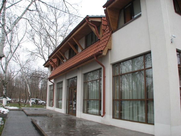 """Centrul socio-medical ,,Sf. Pantelimon"""" de la Lacu Sărat - gazda participanţilor la Proiectul ,,Forte"""""""