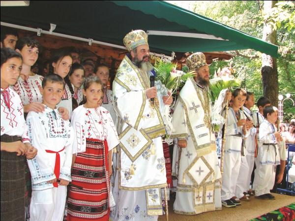 27 iulie 2006 - Hram Lacu Sarat