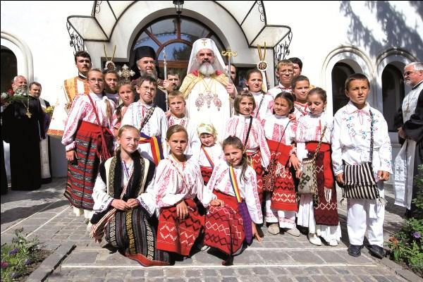 3 mai 2009 - Binecuvântare patriarhală pentru tinerii creştini din judeţul Galaţi