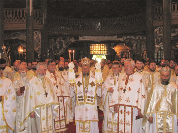 Ierarhul Dunării de Jos în mijlocul preoţimii brăilene