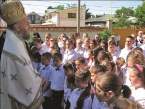 """Duminica Părinţilor şi Copiilor la Aşezământul ,,Sf. Vasile"""" din Galaţi"""