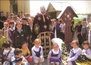 Sărbătoarea cinstirii eroilor la Scorţaru Vechi, Protoieria Brăila