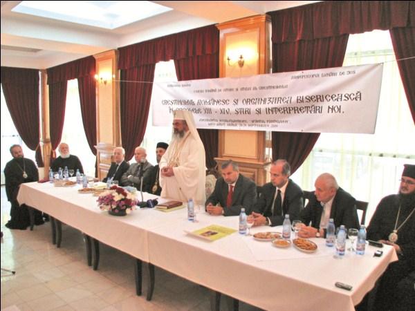 28 septembrie 2009 - Cuvântul de deschidere al Preafericitului Părinte Patriarh Daniel la lucrările Comisiei Române de Istorie şi Studiu al Creştinismului de la Lacu Sărat