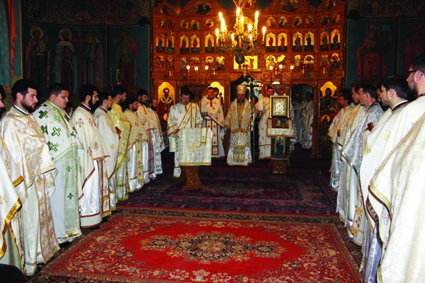 Conferinţa pastoral-misionară a preoţilor din Protoieria Făurei