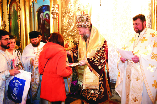 Premierea câştigătorilor Concursului de religie de la Brăila
