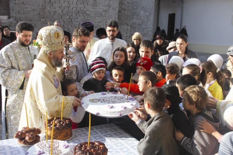 Slujba parastasului pentru Mitropolitul Antonie al Ardealului