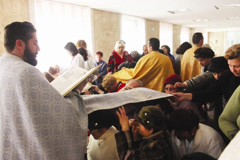 Rugăciune pentru cei aflaţi în boală sau în suferinţă