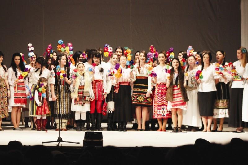 Spectacol de Crăciun realizat de elevii din Brăila