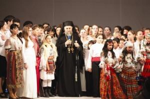 21 decembrie 2011: Ierarhul Dunării de Jos în mijlocul tinerilor brăileni