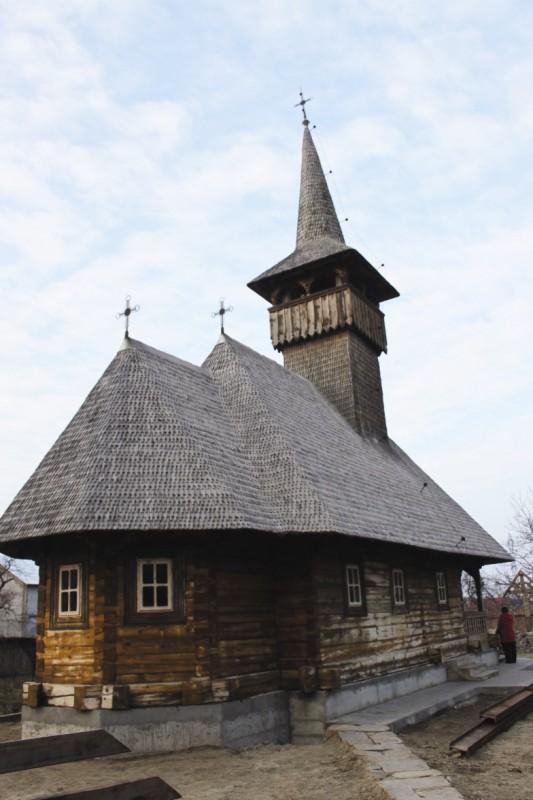 Biserica parohiei