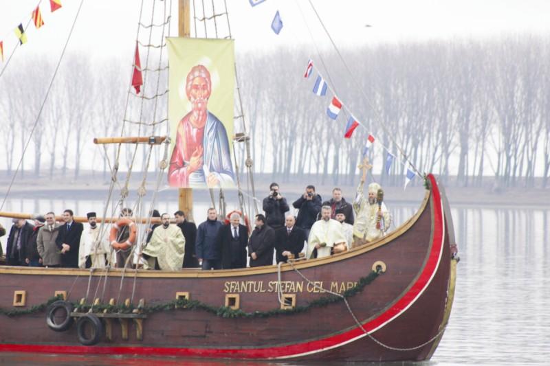 Binecuvântarea apelor Dunării
