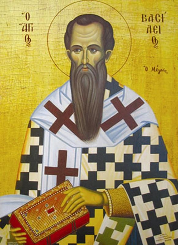 Sf Vasil cel Mare