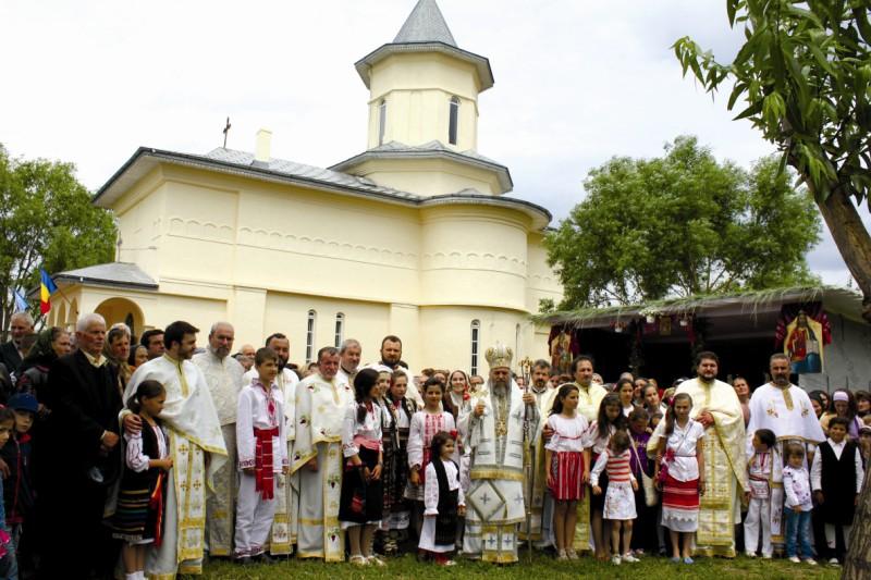 Parohia Pechea III în sărbătoare
