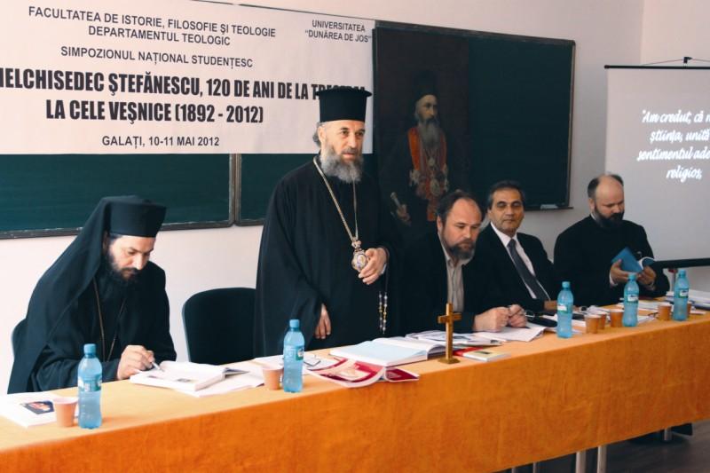 Cuvântul de deschidere al Înaltpreasfinţitului Părinte Casian