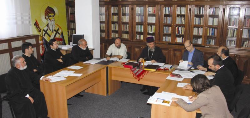 Cursuri cu profesorii Departamentului teologic
