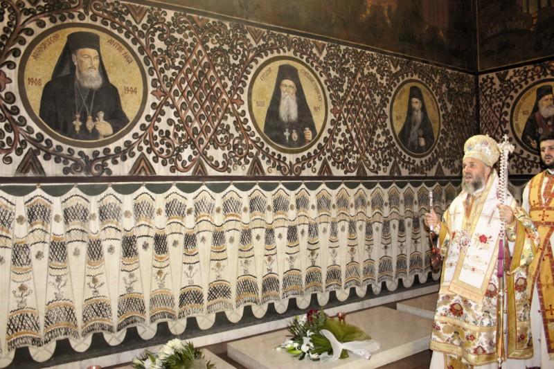Slujbă de pomenire a vrednicilor înaintaşi în scaunul arhiepiscopal al Dunării de Jos