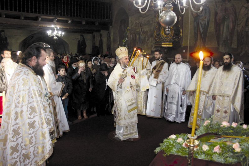 Sfânta Liturghie de hram