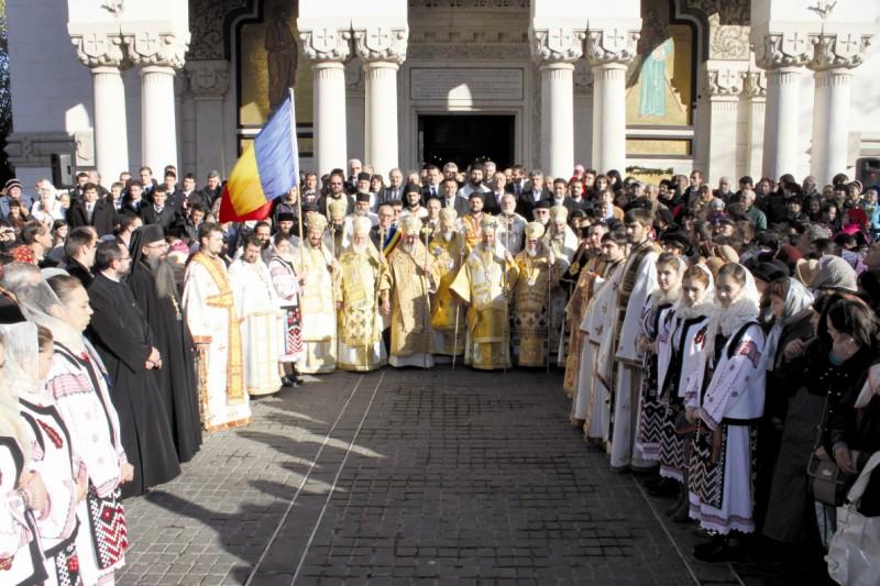 30 noiembrie 2012: Sărbătoarea Sfântului Andrei, la Galaţi