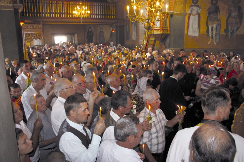 Bucurie duhovnicească