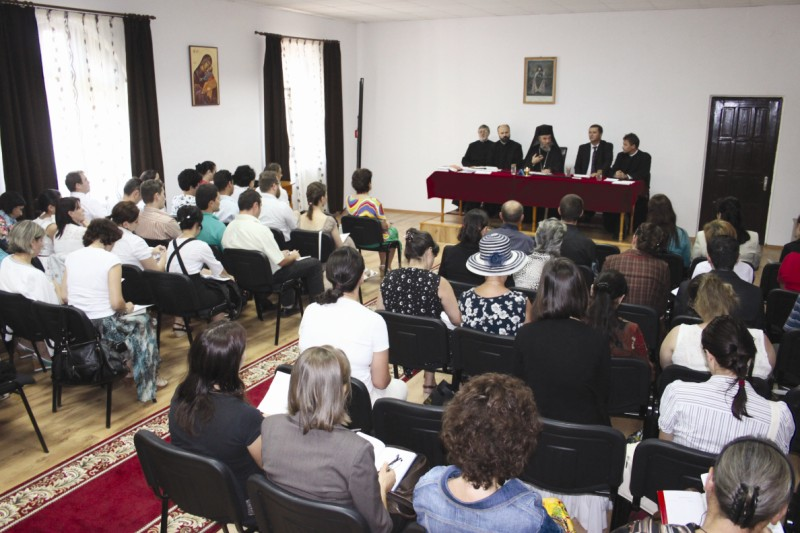 Consfătuirea cu profesorii de Religie din judeţul Brăila