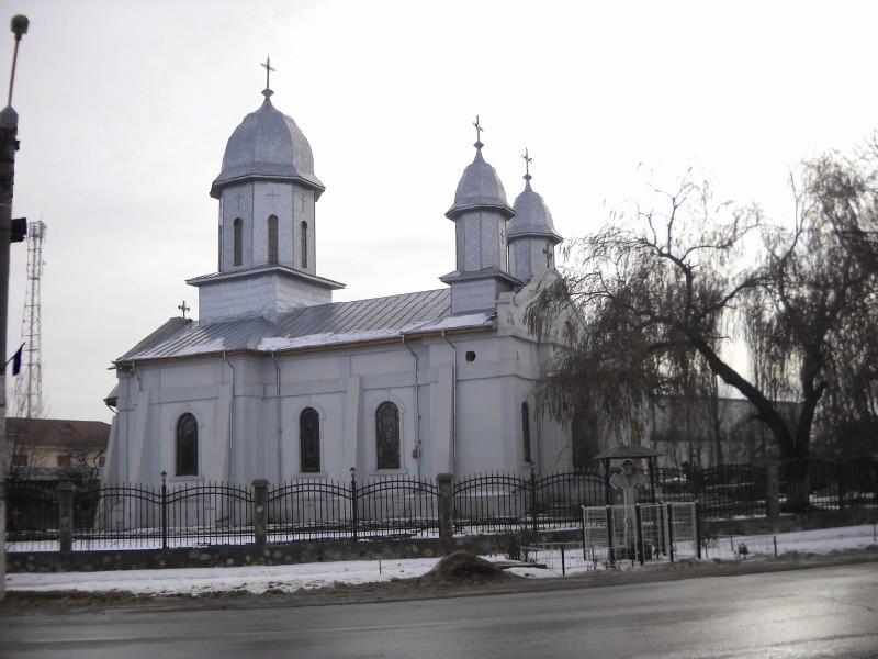 Biserica parohiei Însurăţei I