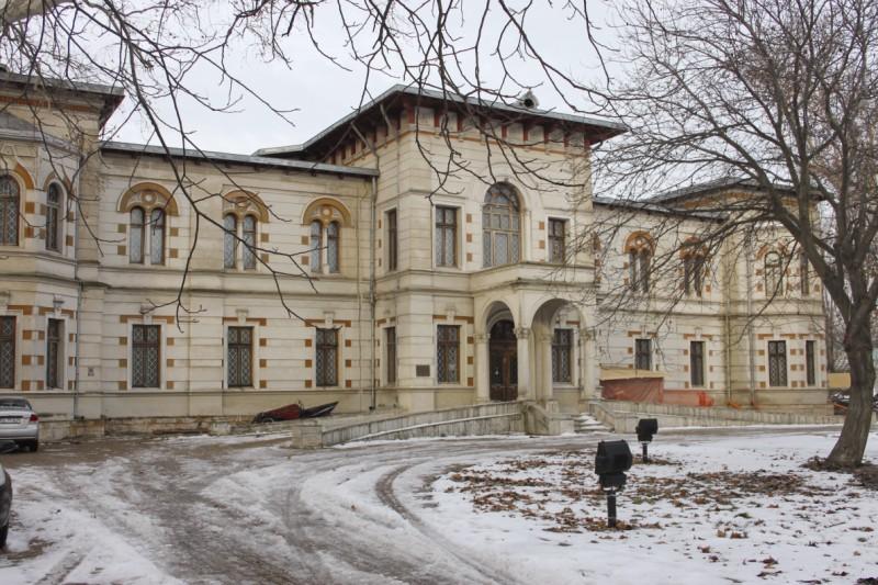 Palatul Episcopal - viitorul Muzeu al Istoriei, Culturii şi Spiritualităţii creştine de la Dunărea de Jos