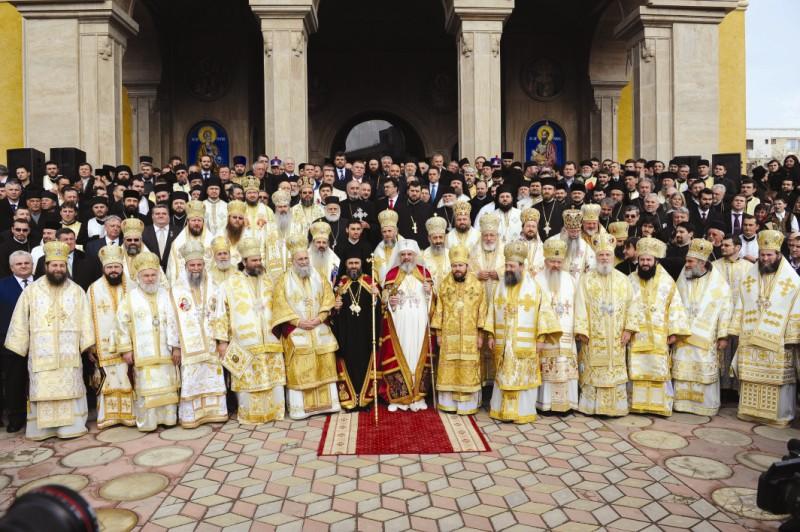 10 martie 2013: Sărbătoare în Arhiepiscopia Buzăului şi Vrancei
