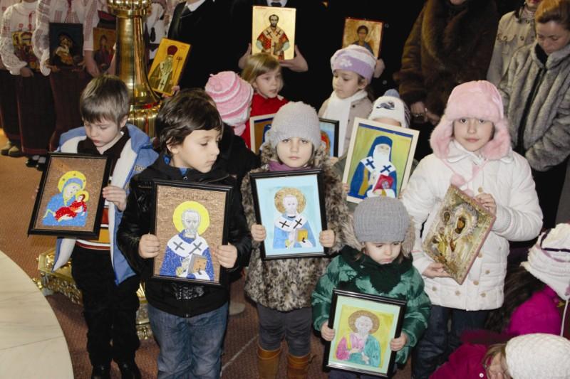 Mărturisirea curată, prin icoană, a credinţei ortodoxe