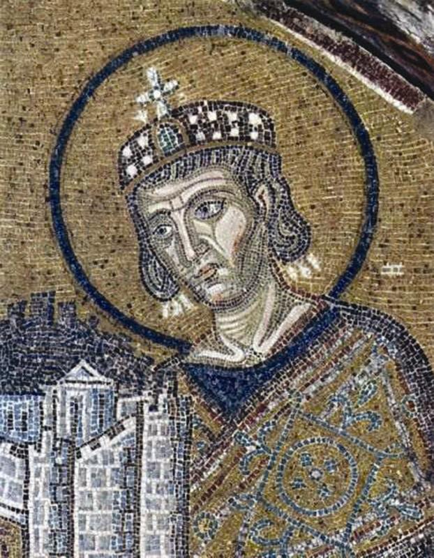 Sfântul Împărat Constantin