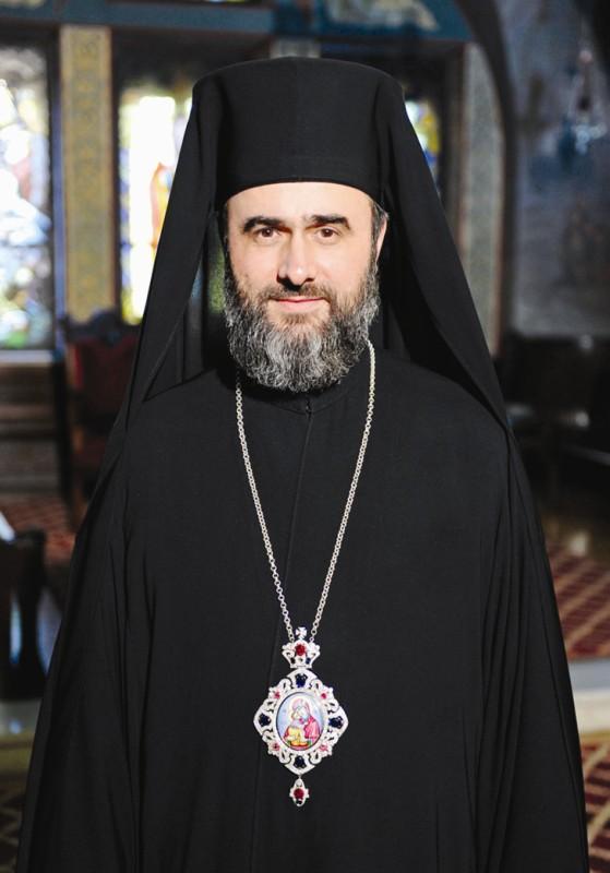 Înaltpreasfinţitul Părinte Arhiepiscop Ciprian Spiridon