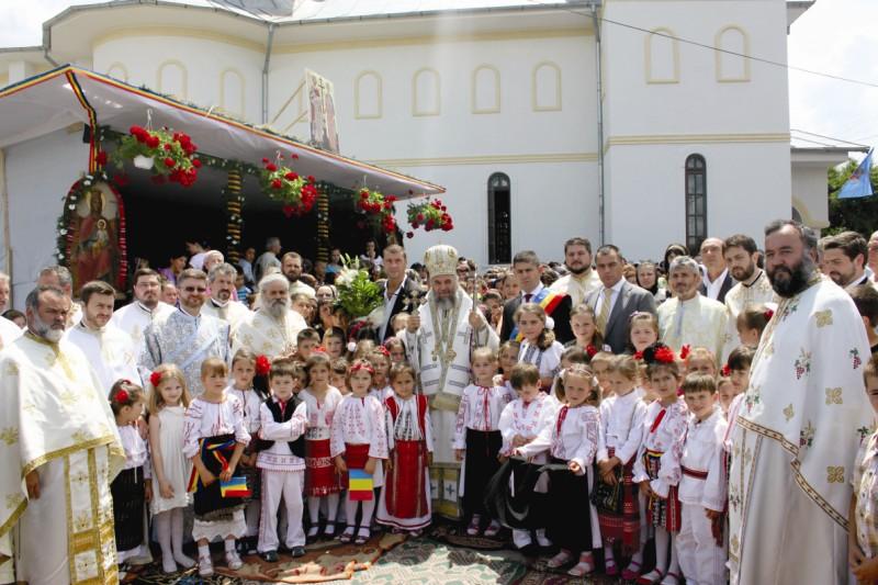 Bucurie duhovnicească la Pechea