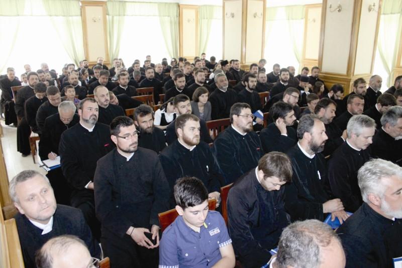 Preoţii participanţi la proiect