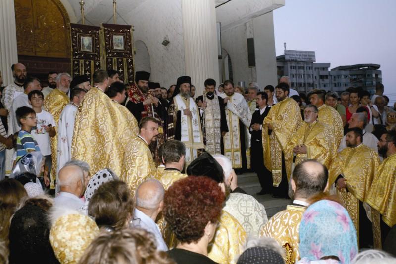 Primirea delegaţiei din Biserica Ortodoxă a Ciprului, la Brăila