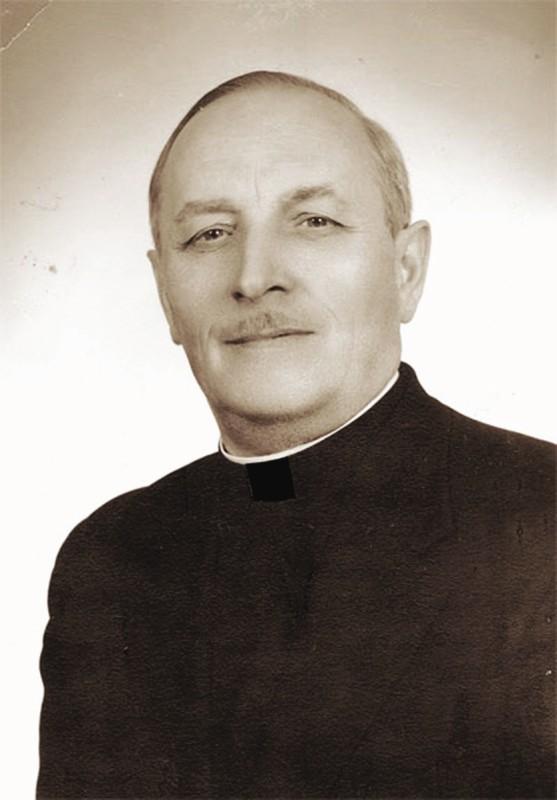 Părintele Ştefan Slevoacă
