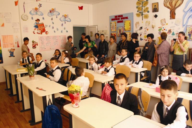 Emoţii la început de an şcolar