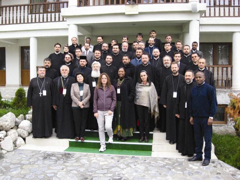 Participanţii la congres