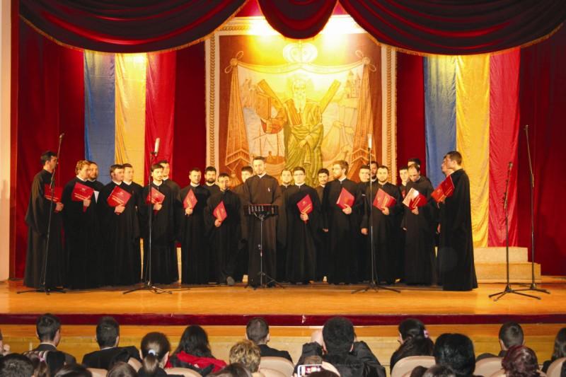 "Corala ,,Ortodoxia"" a Catedralei Arhiepiscopale"