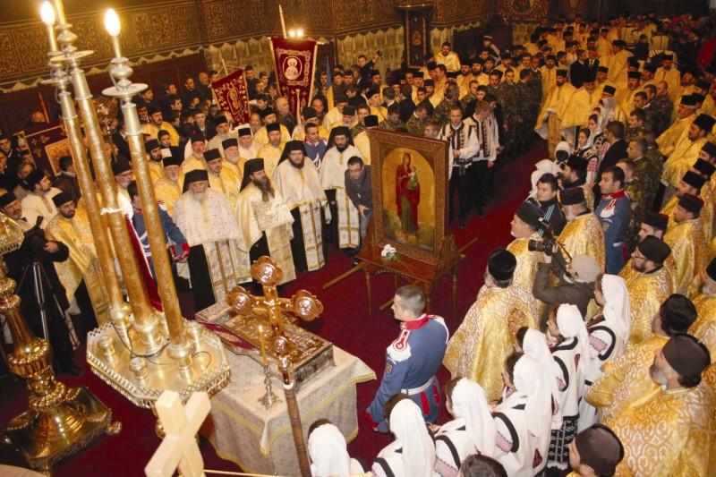 Te Deum în Catedrala Arhiepiscopală