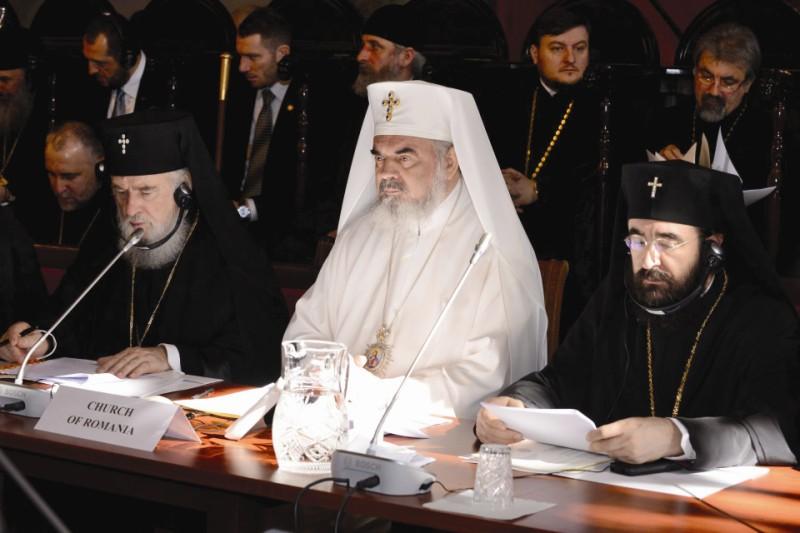 Preafericitul Părinte Patriarh Daniel în fruntea delegaţiei Bisericii Ortodoxe Române la Sinaxa de la Constantinopol